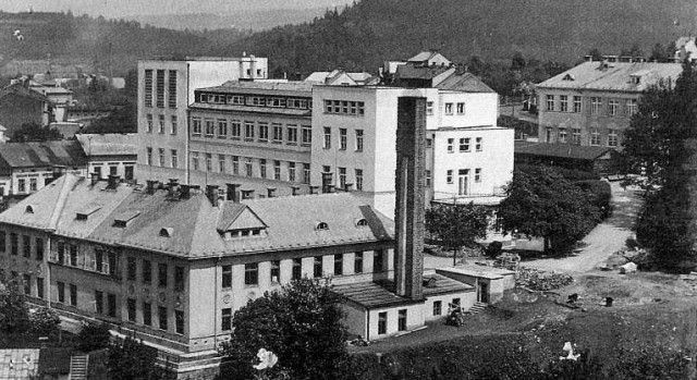 Náchod - Historie Oblastní nemocnice Náchod | Oblastní nemocnice Náchod a.s.
