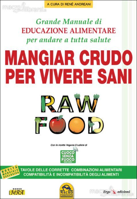 Best 68 libri ideas on pinterest book book markers and bookmarks mangiar crudo per vivere sani raw food libro fandeluxe Image collections