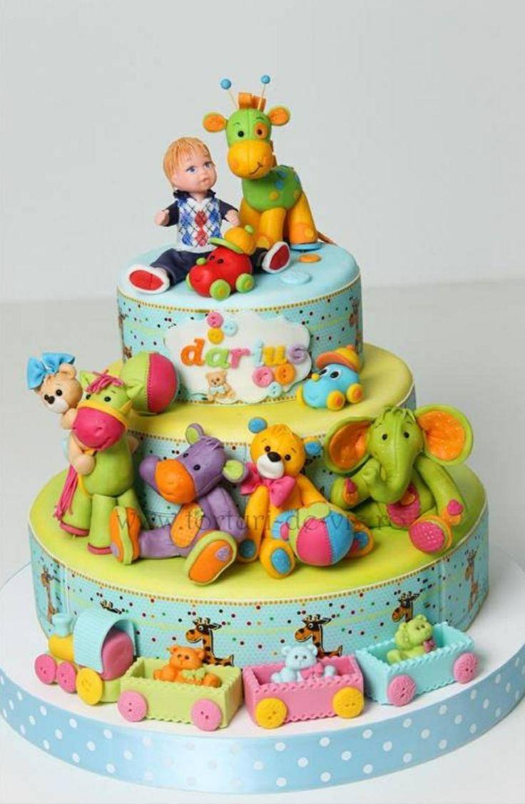 The Teddy Bear Collection Cake