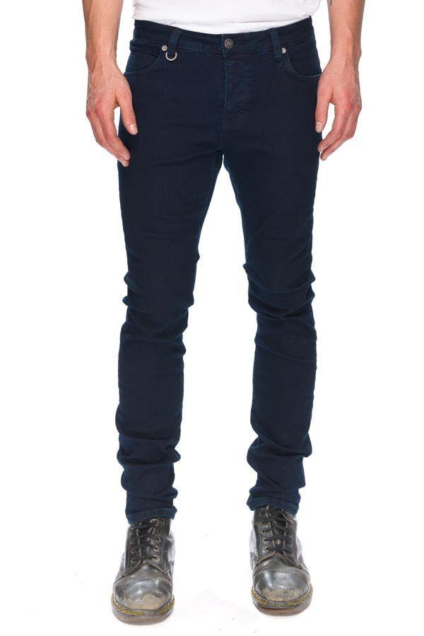 NEUW - Iggy Skinny Jeans Indigo Raw