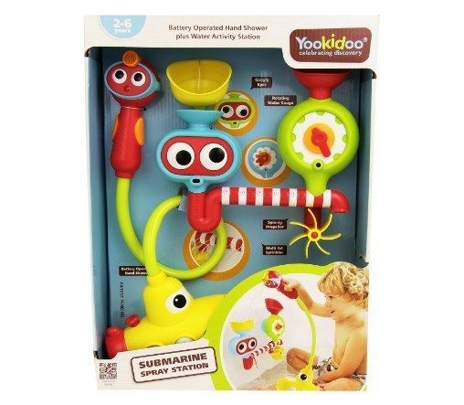 Recycling water at a constant temperature. toy for your little one! Yookidoo's new bath toy encourages independent play and exploration, while teaching young children. team of Golos-Weisman Design, Yookidoo's exclusive products possesses a unique design language founded on extensive and. | eBay!