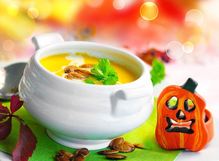 Zuppa di zucca, la ricetta di Halloween | Fantasie di cucina