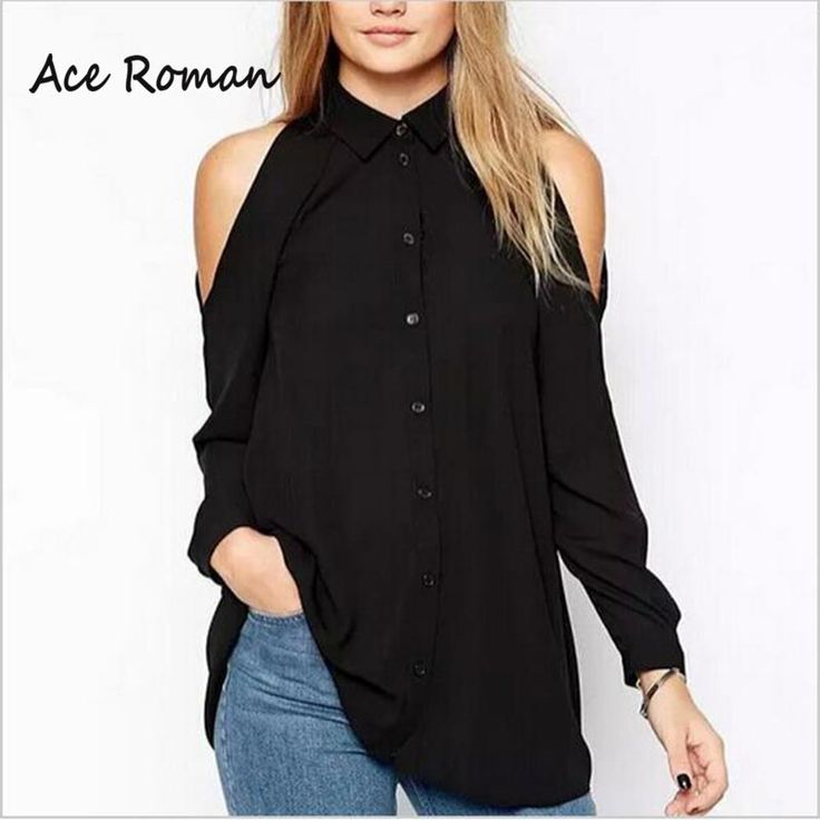 Find More Blouses & Shirts Information about Women Off Shoulder Blouses Sexy…