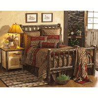 Log Bedroom Sets Cool 28 Best Log Bed Images On Pinterest  Furniture Rustic Bedrooms 2018