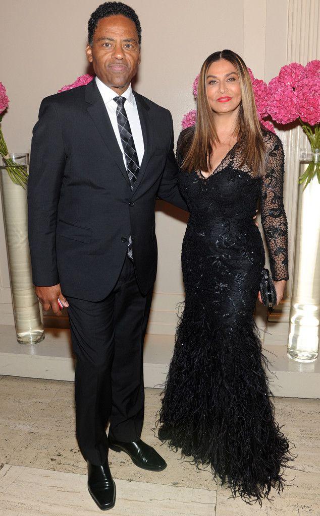 Beyoncé's Mother Tina Knowles Makes Red Carpet Debut With Boyfriend Richard Lawson!  Tina Knowles, Richard Lawson