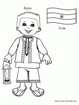 enfant inde