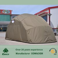 Best 25 car shelter ideas on pinterest - Motorcycle foldable garage tent cover ...