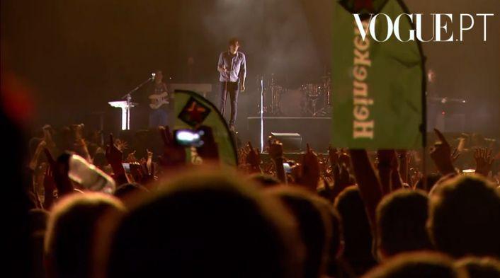 Vogue - Optimus Alive 2013: Phoenix
