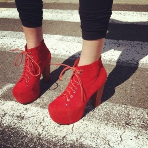 We LOVE Jeffrey Campbell Shoes!