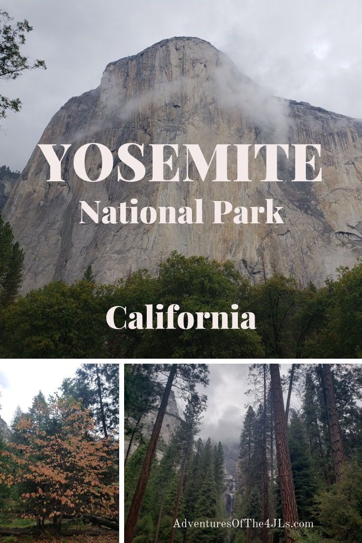 Yosemite National Park, California  Join one of the JL's as