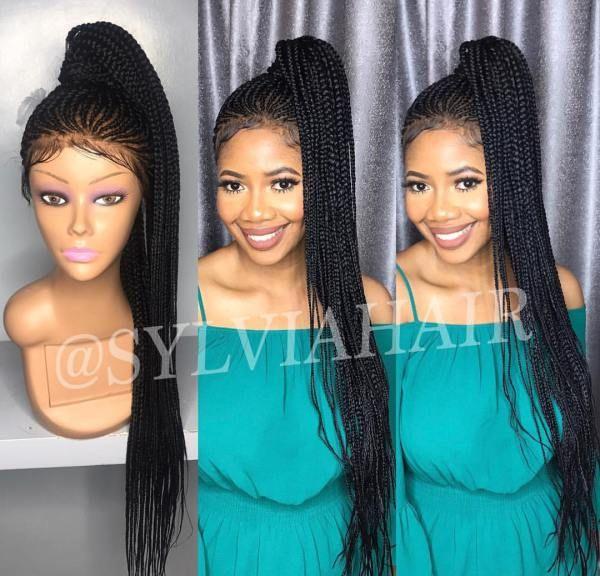 Lemonade Braids On Wig The Best Way To Rock It Just Like