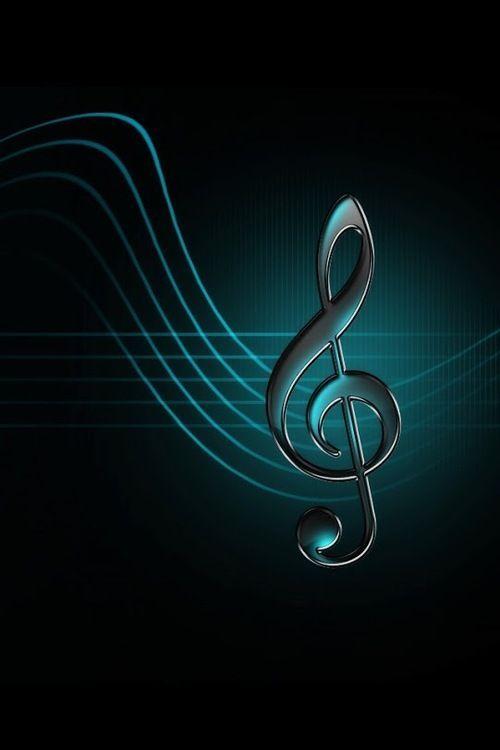 Music Notes Wallpaper Mobile Music Wallpaper