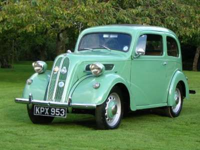 1948 Ford Anglia...Re-pin Brought to you by agents at #HouseofInsurance in #EugeneOregon for #CarInsurance