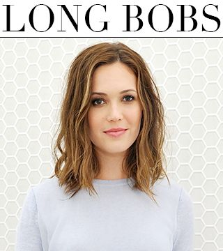Find the Perfect Long Bob For Your Hair Texture - Daily Makeover