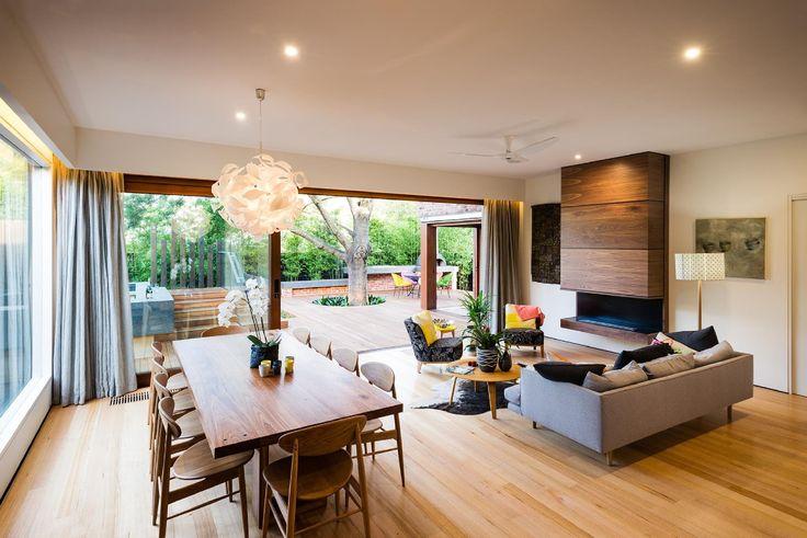 COS Design - Naroon Road. Melbourne Contemporary Garden + Interior