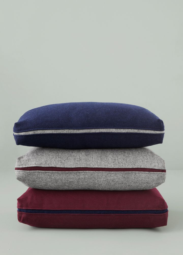 WOOL CUSHIONS  Designed by Trine Andersen |  ferm Living available at Modern Intentions. Shop here for modern throw pillows!