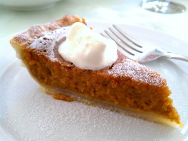 Kabocha Mascarpone Pie | must bake TARTS...PIES | Pinterest