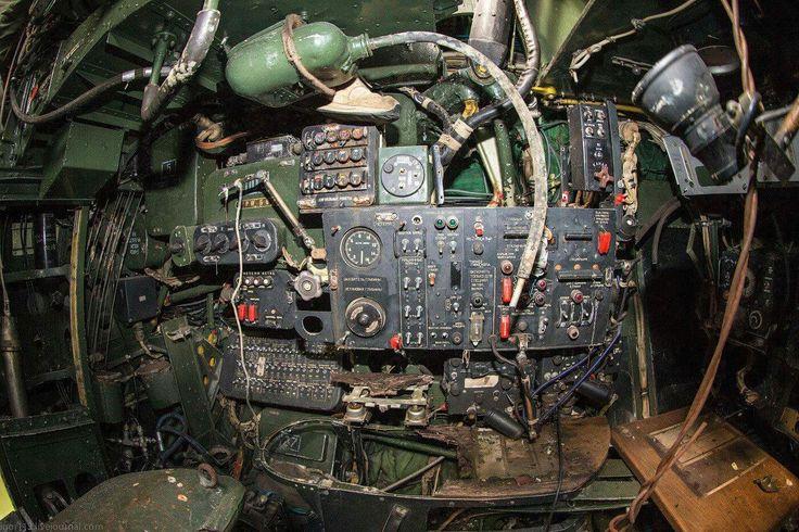 The original radio system inside a Tiger 1 tank