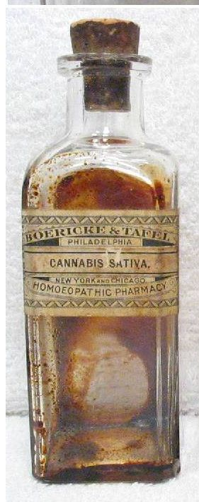 Medical marijuana is a part of our history.