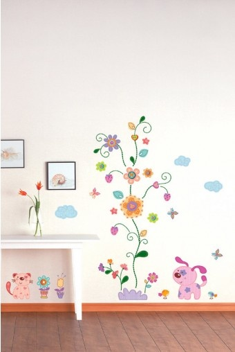 Ambiance Home Wall Sticker - Kids room
