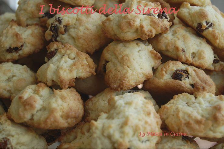 I biscotti della Sirena: ricetta della bisnonna