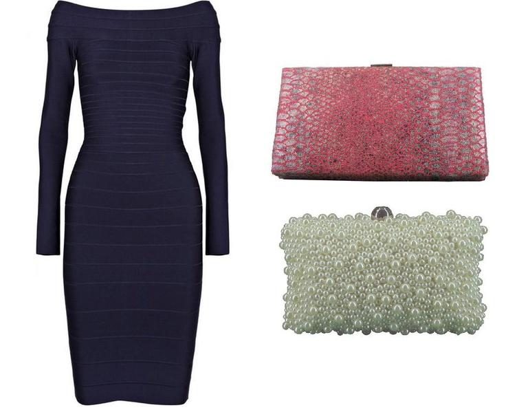 ¿Con cuál de estos bolsos de @MARYPAZshoes combinarías este vestido? #HoyRecomendamos