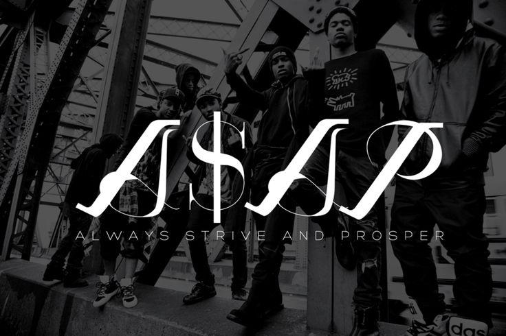 AAP Mob Wallpaper ASAP Mob by smalldgfx Live Love