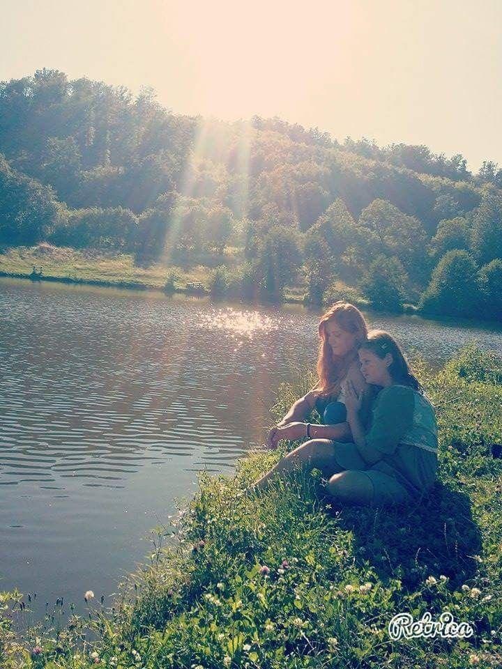 S naj dcéruškou Nikuškou