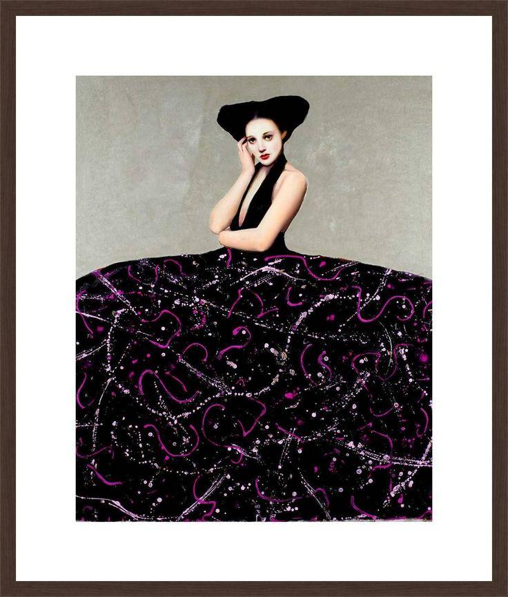 Menina Negra - Alfredo Palmero - Tableaux, photographie, art photographique en ligne chez LUMAS
