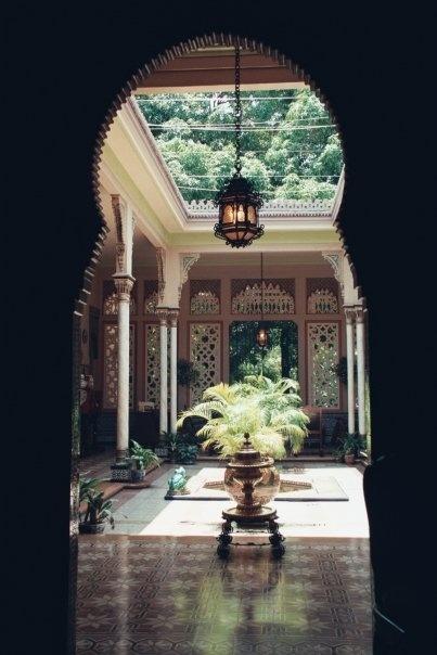 Portico Mudejar Fotografía |  Edwinchav