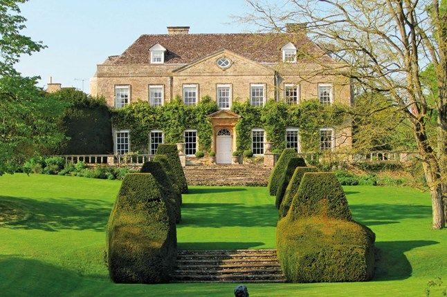 Cornwell Manor - Oxfordshire //
