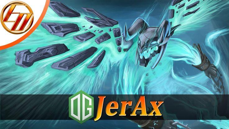 OG.JerAx  Visage  Dota 2 Pro Gameplay | Team OG