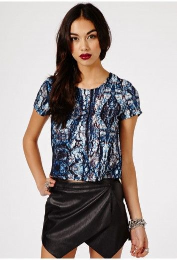 love the colour & in this top