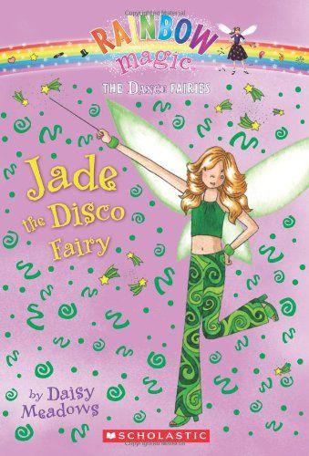 Bestseller Books Online Dance Fairies #2: Jade the Disco Fairy: A Rainbow Magic Book Daisy Meadows $4.99