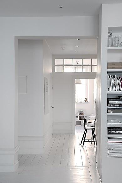 love white floors honeypielivingetc