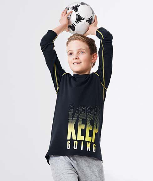 Športová móda pre chlapcov a dievčatá   Nové v TCHIBO