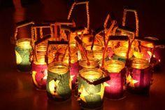 Beim Martinsfest feiern wir den Lichtbringer und das #Teilen.