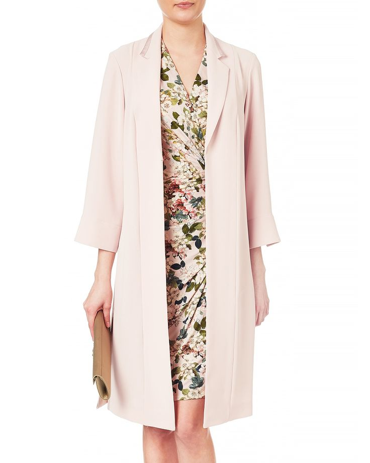 wedding guest | Pink Addison Jacket | Phase Eight