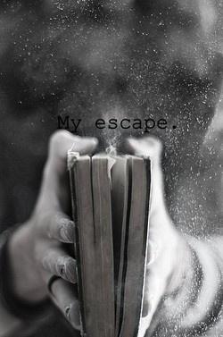 Escape through a good #book.