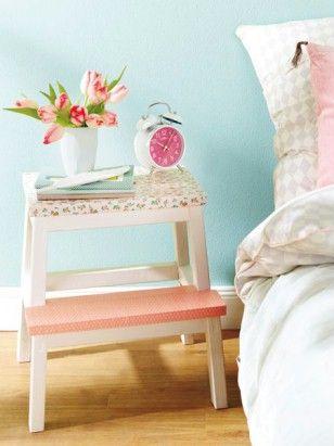 Möbel-Make-up Möbel pimpen: Upcycling für Ihre Möbel