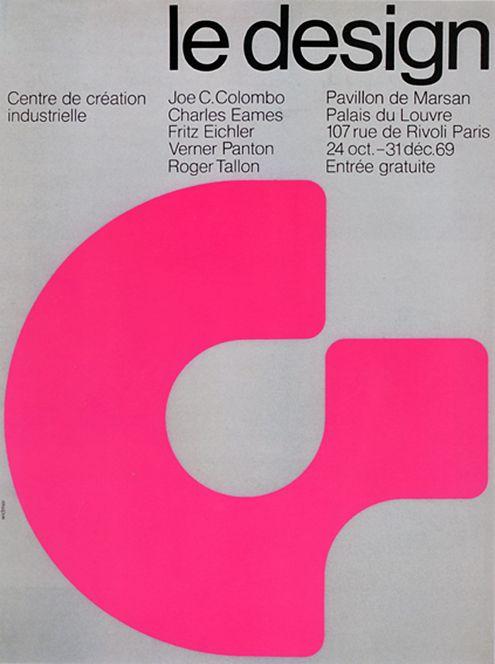 jean widmer cci le design poster