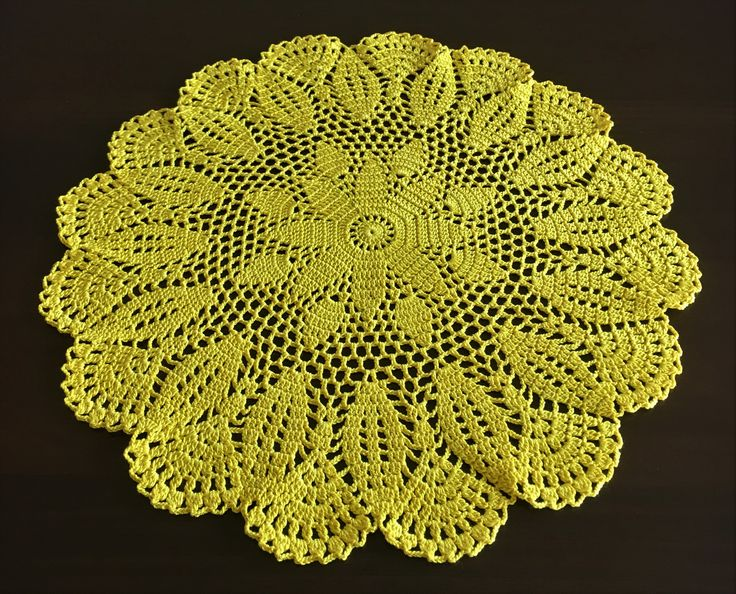 Rustic decor table decorations napkin table mat hand crocheted small doily crochet mat kitchen coasters kitchen accessory Doily crocheted. by HolidayCrochets on Etsy