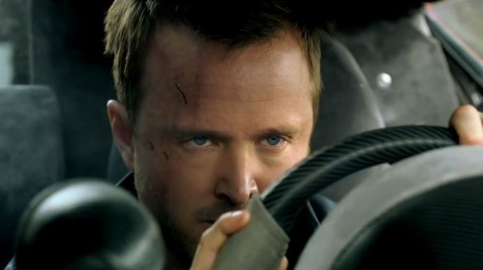 El primer tráiler de la película Need for Speed con Aaron Paul