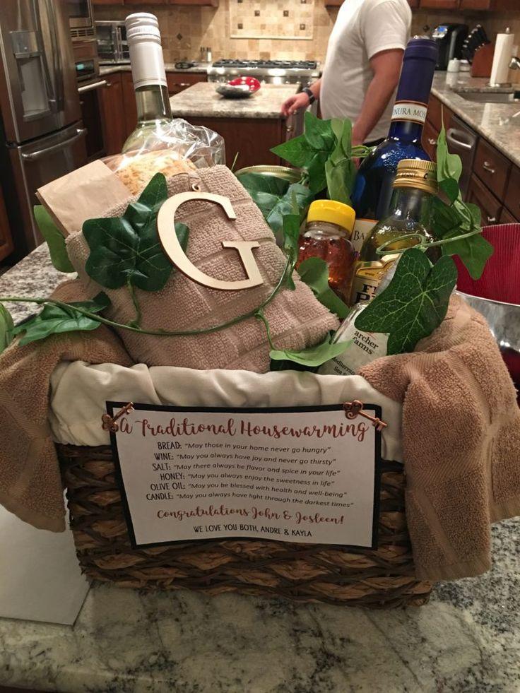 "Unique yet ""Traditional"" Housewarming Gift Idea Kayla B"