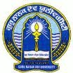 Recruitment for Various posts in Guru Nanak Dev University, Amritsar - www.gndu.ac.in