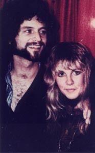 Lindsey Buckingham and Stevie Nicks :)