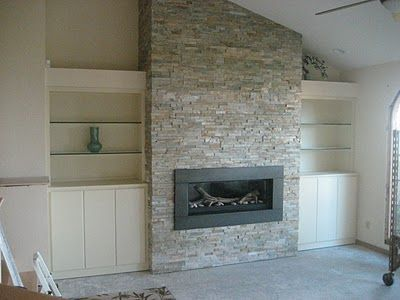 Modern Fireplaces Ideas