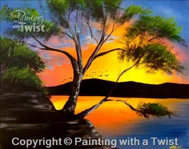 78 best images about houston westheimer painting with a for Painting with a twist cedar hill tx