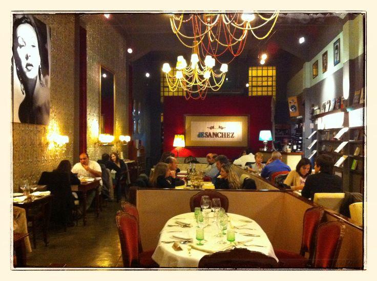 Restaurante De Sanchez in la Rioja very good, photo by Marlies Hofstede Photography