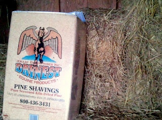 OH WOW I NEVER THOUGHT SHAVINGS were causing MY CHICKENS HEALTH ISSUES like they have!!! a MUST READ!!  COOP Straw vs. Shavings - My Choice for CoopLitter                             ........................................
